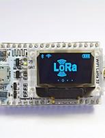 cheap -sx1278 lora esp32 0.96 inch blue oled display bluetooth wifi lora kit 32 module internet development board 433mhz for arduino