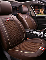 cheap -Car Seat Covers Seat Covers Textile Artificial Leather For universal All years All Models