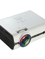 cheap -U45 LCD Mini Projector 1600 lm Support 1080P (1920x1080) 34-130 inch Screen