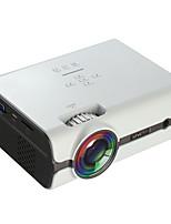 Недорогие -U45 ЖК экран Мини-проектор 1600 lm Поддержка 1080P (1920x1080) 34-130 дюймовый Экран