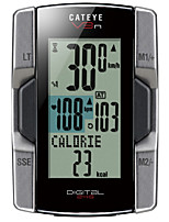 cheap -CatEye® TR310TW Bike Computer/Bicycle Computer Speed Cadence Sensor Heart Rate Sensor Speed Wireless Calories Burned Set (km/m) ANT+