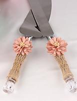 Недорогие -Металлические Свадьба День рождения 1 Сервировочные наборы