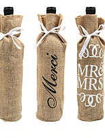cheap -Wedding / Party / Evening Jute Wedding Decorations Classic Theme / Vintage Theme All Seasons