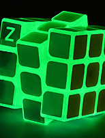 cheap -Rubik's Cube Luminous Glow Cube Stone Cube 3*3*3 Smooth Speed Cube Magic Cube Puzzle Cube Office Desk Toys Stress and Anxiety Relief