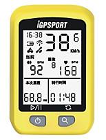 Недорогие -CatEye® IGS20PLUS Велокомпьютер GPS Водонепроницаемость Чувствительность Точность Время в пути Пройденное расстояние подсветка Спидометр