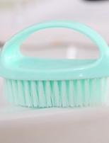 cheap -High Quality 1pc PP Cleaning Brush & Cloth, 10*5.2*6.5