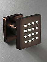 cheap -Contemporary Rain Shower Chrome Feature - Rainfall Eco-friendly, Shower Head