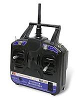 abordables -FS-CT6B 1 juego Controles remotos Transmisor / controlador remoto aviones no tripulados aviones no tripulados Plásticos