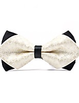 cheap -Men's Casual Bow Tie - Jacquard, Bow