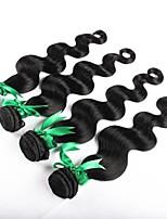 cheap -Brazilian Hair Body Wave Human Hair Weaves 4pcs 0.2