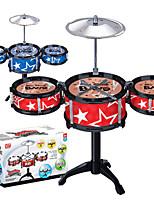 cheap -Toy Musical Instrument Toys Drum Set Plastics 1 Pieces Children's Gift