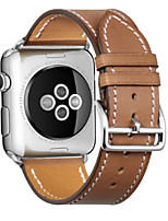 cheap -Watch Band for Apple Watch Series 3 / 2 / 1 Apple Modern Buckle Genuine Leather Wrist Strap