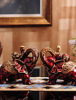 Недорогие -2pcs Резина Простой стильforУкрашение дома, Коллекционные товары
