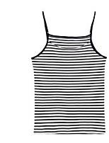 cheap -Women's Tank Top - Striped Strap
