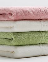 abordables -Style frais Serviette, Couleur Pleine Qualité supérieure 100% Coton 100% percale de coton Serviette