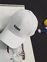 cheap -Cotton Sun Hat, Casual Spring Fall White Black Red