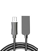 cheap -USB Cable Adapter Portable For Huawei 100 cm PET ABS