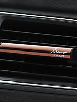 Недорогие -автомобильная воздухоотводная решетка духи лилия долины зеленый яблочный жасмин автомобильный очиститель воздуха