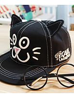 cheap -Unisex Hats & Caps, Spring Summer Cotton Black Khaki