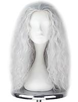 abordables -Perruques de lolita Lolita Argent Princesse Perruque Lolita  55cm CM Perruques de Cosplay Halloween Perruque Pour