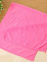 cheap -High Quality 1pc Linen/Cotton Blend Cleaning Brush & Cloth,55*27.5