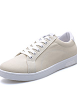 cheap -Men's Shoes Fabric Spring Fall Light Soles Sneakers for Casual Black Blue Khaki