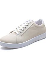 economico -Per uomo Scarpe Tessuto Primavera Autunno Suole leggere Sneakers per Casual Nero Blu Cachi