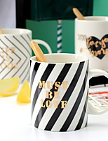 cheap -Porcelain Mug Wedding Casual/Daily Drinkware 4