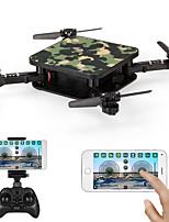 economico -RC Drone HYS01 4 canali 6 Asse 2.4G Con la macchina fotografica 0.3MP HD Quadricottero Rc Altezza Holding WIFI FPV Tasto Unico Di Ritorno