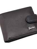 cheap -Men Bags PU Clutch Buttons for Casual Spring Fall Black