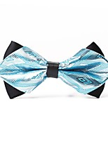 cheap -Men's Casual Bow Tie - Jacquard