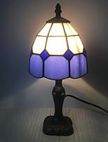 Недорогие -Декоративная Настольная лампа Назначение Спальня Металл Серебряный Оранжевый Розовый Лиловый Желтый