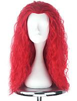 abordables -Perruques de lolita Lolita Rouge Princesse Perruque Lolita  55cm CM Perruques de Cosplay Halloween Perruque Pour