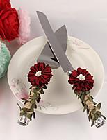 Недорогие -металл Свадьба День рождения 1 Сервировочные наборы