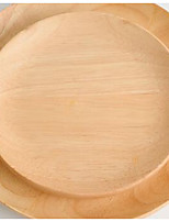 cheap -1 pc Food Grade Material Eco-friendly Heatproof Dinner Plate, Dinnerware