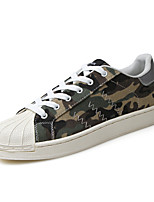 cheap -Men's Shoes Fabric Spring Fall Comfort Sneakers for Casual Gray Green Blue