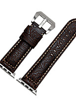 cheap -Watch Band for Apple Watch Series 3 / 2 / 1 Apple Sport Band Genuine Leather Wrist Strap