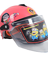 cheap -hs2 motorcycle outdoor cycling wind waterproof revent  mist  children half helmet