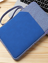cheap -Case For iPad Mini 4 iPad Mini 3/2/1 iPad 4/3/2 iPad mini 4 Wallet Shockproof Pouch Bag Solid Color Hard Textile PU Leather for