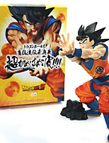 cheap -Anime Action Figures Inspired by Dragon Ball PVC 19 CM Model Toys Doll Toy