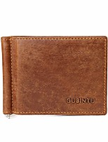 cheap -Men's Bags PU Wallet Tiered for Casual All Seasons Coffee