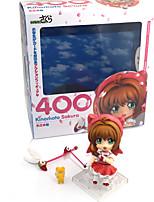 baratos -Figuras de Ação Anime Inspirado por Cardcaptor Sakura Sakura Kinomoto PVC 9.5 CM modelo Brinquedos Boneca de Brinquedo
