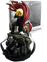 cheap -Anime Action Figures Inspired by Fullmetal Alchemist PVC 24 CM Model Toys Doll Toy