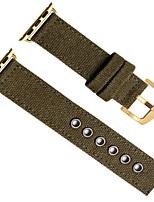 cheap -Watch Band for Apple Watch Series 3 / 2 / 1 Apple Modern Buckle Fabric Wrist Strap