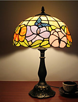 cheap -Traditional/Classic Decorative Table Lamp For Living Room Study Room/Office Glass 220V