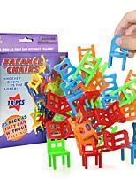 Недорогие -Игрушки Игрушки Креатив Семья Декомпрессионные игрушки Классика Пластик Все Взрослые 18 Куски