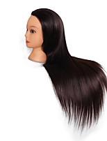Недорогие -Синтетические волосы Стенды для париков Все для стайлинга Высокое качество Классика Повседневные