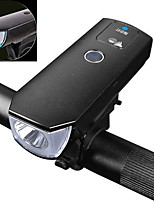 cheap -Bike Lights LED Cycling LED Lighting Water Resistant / Water Proof Waterproof Rechargeable Battery 350 Lumens USB White