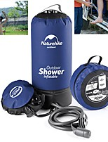 cheap -Naturehike 11L Camp Shower Water Bag  Portable Inflatable Handshower Included Bath Pack Car Washing Pressure Faucet Camping / Hiking / Caving Travel
