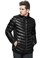 Недорогие -Snowwolf® Муж. Лыжная куртка Куртка и брюки для пешеходного туризма На открытом воздухе Сохраняет тепло Пригодно для носки Альпинизм